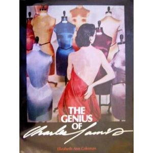 The Genius of Charles James by Elizabeth Ann Coleman: James Of Arci, James Hardcover, Dagondesign Com, James Design, James Fans, Genius, Charles James America, James D'Arcy, Charles Jamesamerica