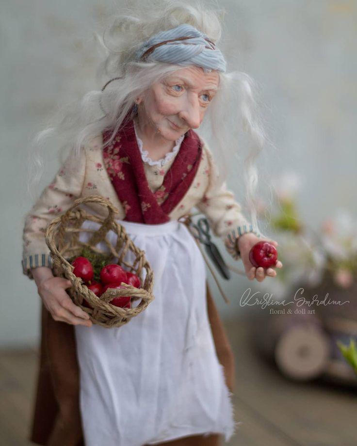 3,678 отметок «Нравится», 49 комментариев — Первый Рукодельный (@world_best_ideas) в Instagram: «Баба Яга - этот сказочный персонаж славянской мифологии, знакомый многим с детства, был когда-…»