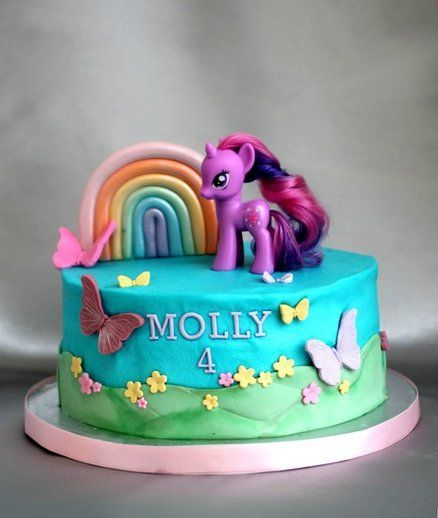 10 best my little pony cakes images on Pinterest My little pony