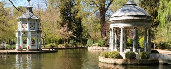 Jardines del Palacio Real de Aranjuez