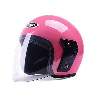 Medio Casco Anti-UV Respirante Los cascos de motocicleta 5676041 2017 – €16.91