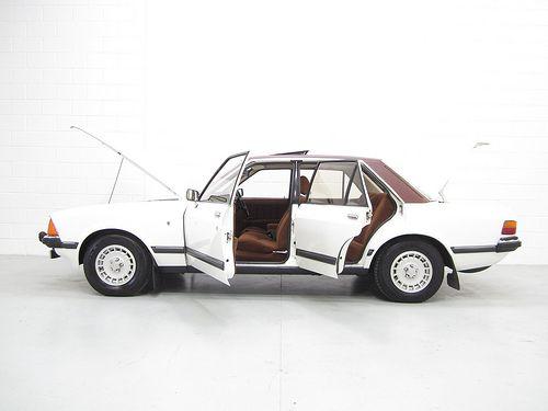 Mk2 Ford Granada 2.8 Ghia   KGF Classic Cars   Flickr