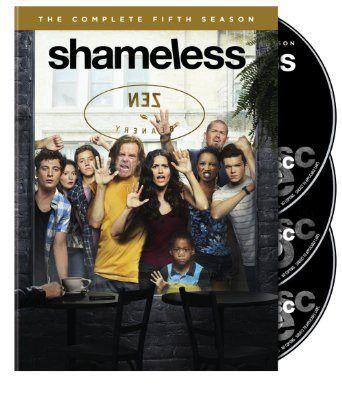 Shameless Season 5 (DVD)