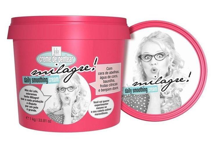 Lola Milagre Creme - 1kg - Bellalune Cosméticos e Acessórios