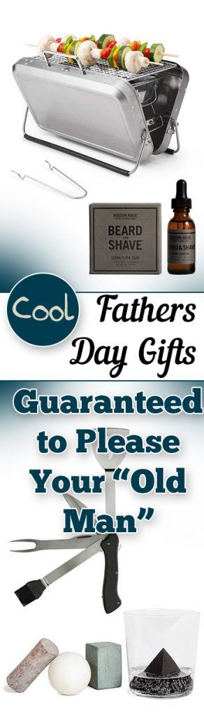 Cool Fathers Day Gifts Guaranteed to Please Your Old Man| Fathers Day Gifts, Gifts for Him, Fathers Day, Fathers Day Gift Ideas, Gifts for Dad, Gift Ideas for Dad, Popular Pin