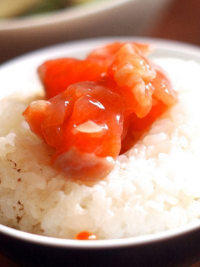北海道最高のグルメ!佐藤水産「鮭ルイベ漬け」プレミアム版が美味し ...