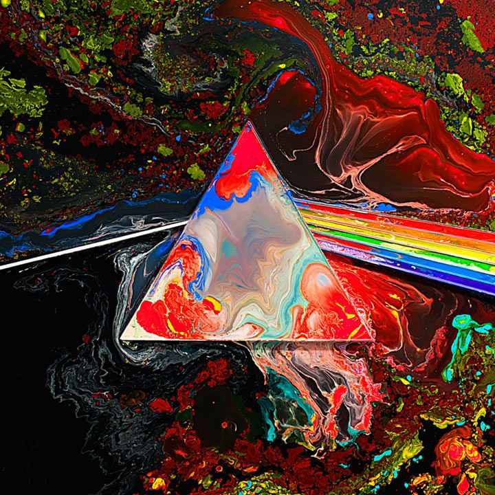 Pink Floyd - Dark Side of the Moon 40th Anniversary