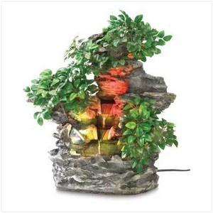Splendid Forest Water Fountain For My Fairy Garden