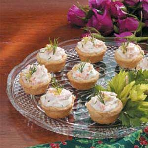 100 salmon mousse recipes on pinterest smoked salmon for Canape cup fillings