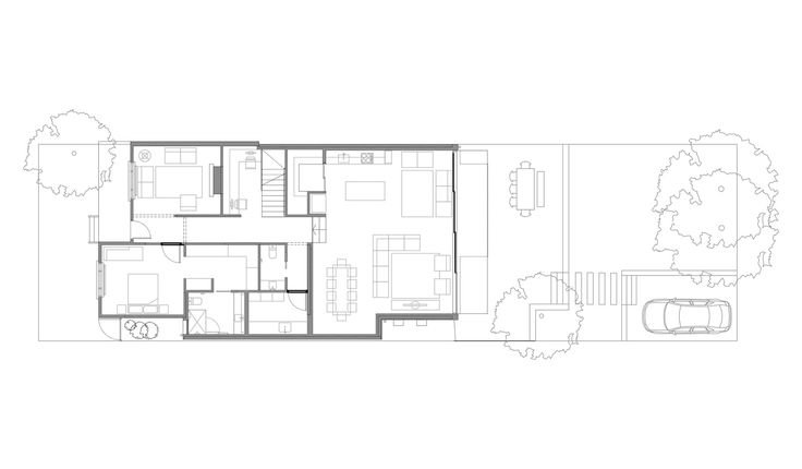 Middle Park House,Floor Plan
