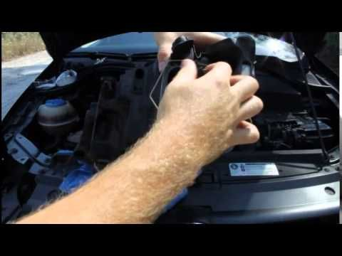 How to change car bulbs H4 at WV POLO 6R 1 2 Litres CGPA