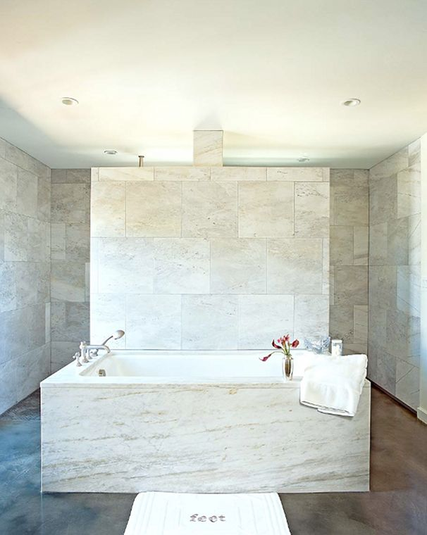 25 best walk through shower ideas on pinterest for Hidden bathroom pics