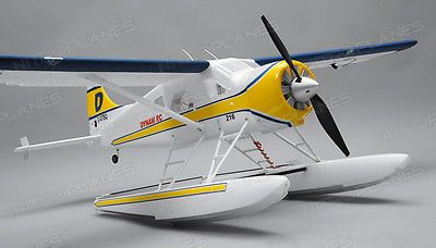 """Price - $275.00. 59"""" Dynam DHC2 Beaver Brushless EPO PNF RC A-RTF PNP ARF J3 Cub Float Sea Plane ( Brand - Dynam, MPN - Does Not Apply, Model Grade - Hobby Grade, Fuel Type - Electric, Material - Foam, Type - Scale, Required Assembly - Almost Ready/ARR/ARF (Accs required), Replica of - DHC2 Beaver seaplane, Scale - Large Park Flyer, UPC - Does not apply    )"""