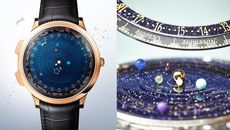 Astronomical Watch Gorgeously Depicts the Real-Time Orbits of Planets - Van Cleef & Arpels Midnight Planetarium