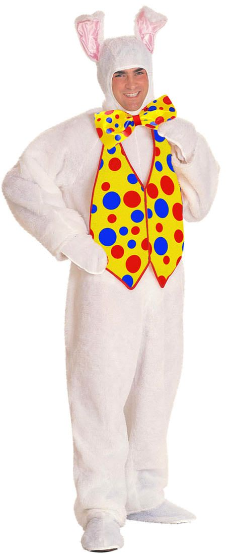 Funny Adult Deluxe Bunny Costume