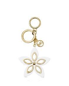 MICHAEL Michael Kors Flora Grommet Key Fob