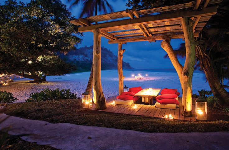 North Island, Seychelles: Luxury Private Island Resort  #travelboutique #putovanje #letovanje #odmor #romantic