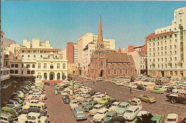 1950 Green Market Square Cape Town.....