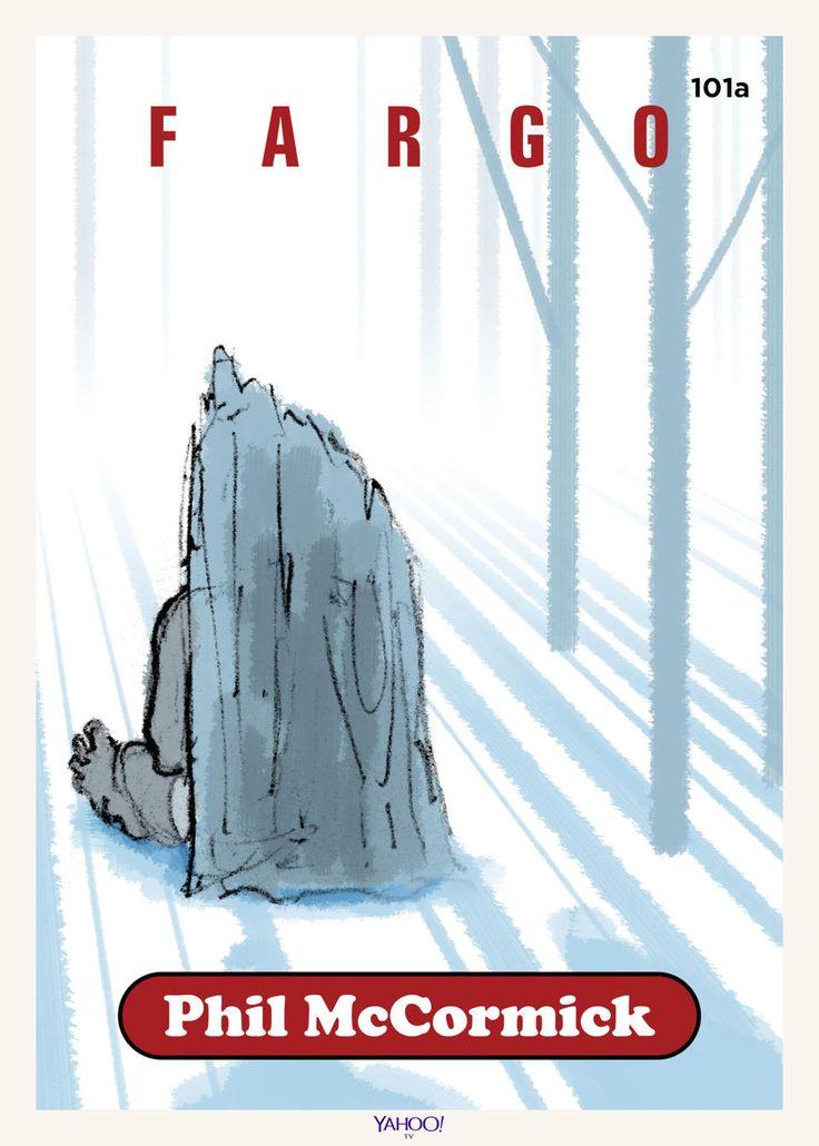 'Fargo' Death Trading Cards