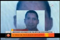 Yerno Del Procurador Antilavado Es Acusado De Encabezar Red Que Falsificaba Documentos Oficiales #Video