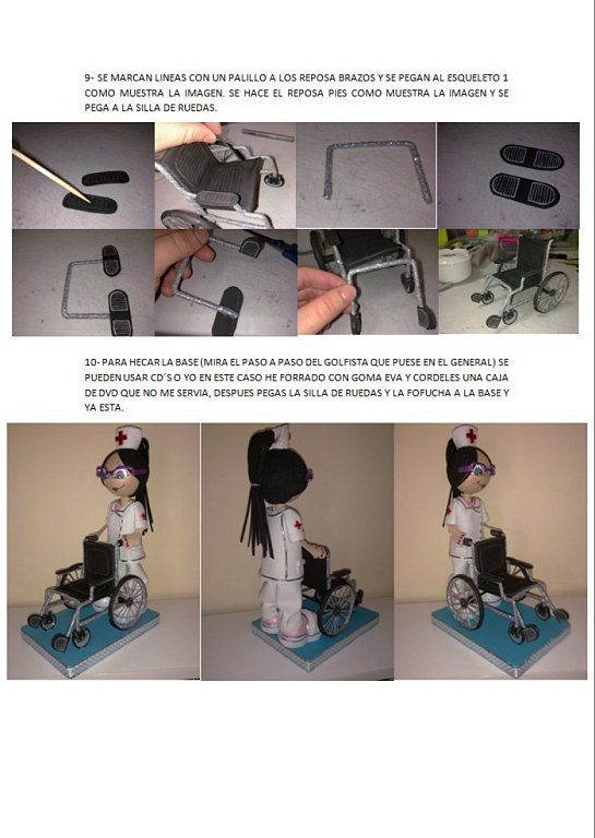 10 best patrones silla de ruedas images on pinterest for Ruedas de goma para sillas