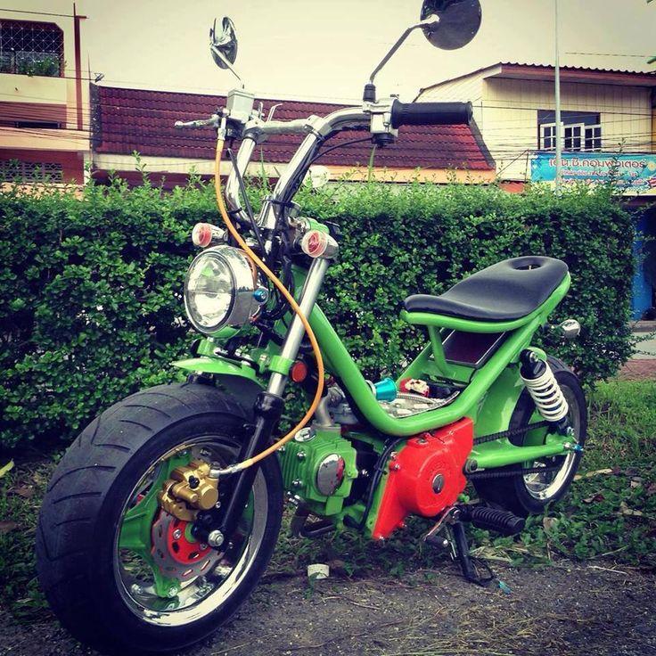 Modified Yamaha Chappy
