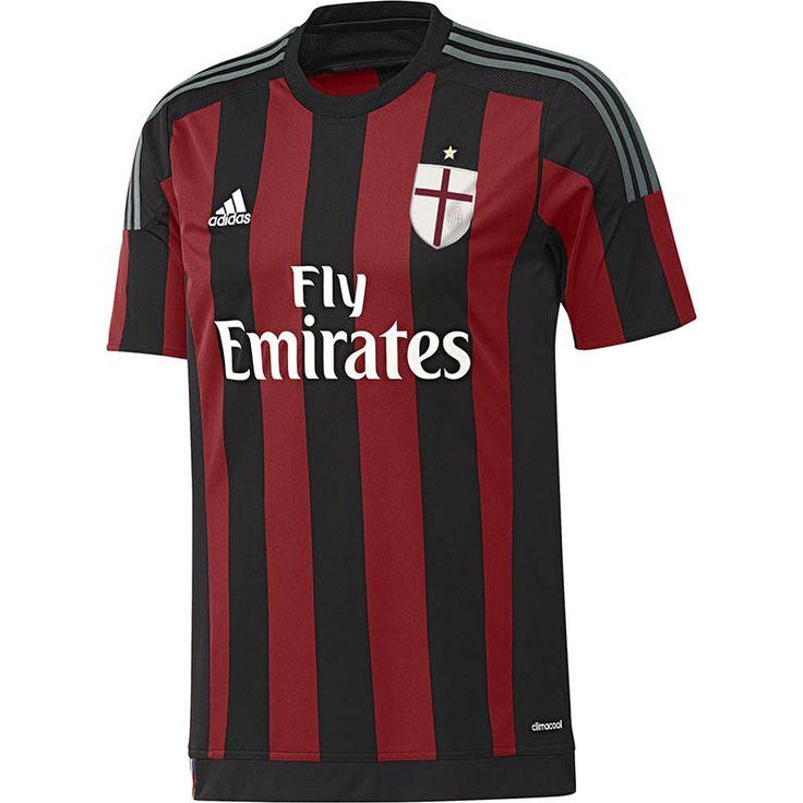 The Football Nation Ltd - AC Milan Home Shirt 2015-16, �49.99 (http://www.thefootballnation.co.uk/ac-milan-home-shirt-2015-16/)