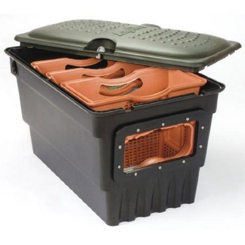 Laguna Plastic PowerFlo Ponds Skimmer Filter, 5000-Gallon by Laguna. $355.41. All chambers have built-in handles for easy removal, cleaning and media replacement. Includes a Laguna coarse mechanical biological filter pad as well Laguna biospheres biological filter media. Provides superior mechanical and biological filtration in ponds up to 5000--Gallon. Trench coat is 2011 fall and winter collection for larger dogs. Measures 35-inch length by 22-inch height by 22-1/2-inc...