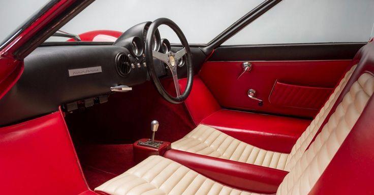 1965 Ferrari Dino prototype