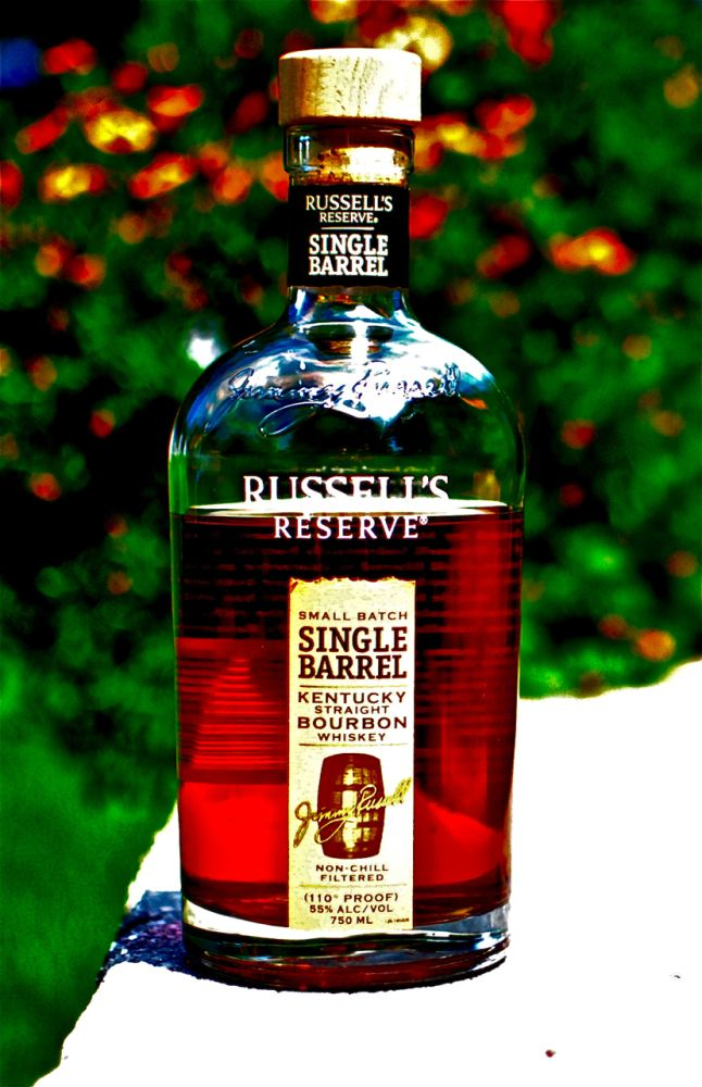 #Whiskey Review - #RussellsReserve Single Barrel #Bourbon