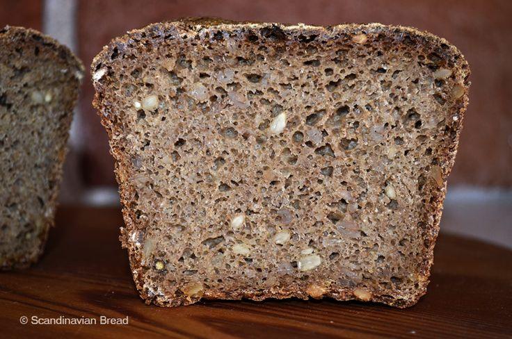 Scandinavian Bread: Turku Sourdough