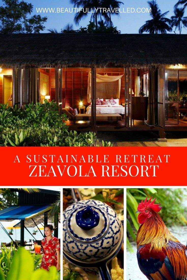 If you are intent on visiting Ko Phi Phi, then I highly suggest you stay in the North of the Island at Zeavola, the only environmentally friendly resort in the area. I will admit it now, I was initially in two minds about visiting Ko Phi Phi Don. On one hand, I had heard and seen pictures of its famed turquoise waters, soft sand beaches and colourful long-tail boats. On the other hand I also read that tourism had destroyed the island and it was mainly a destination for moonlight party…