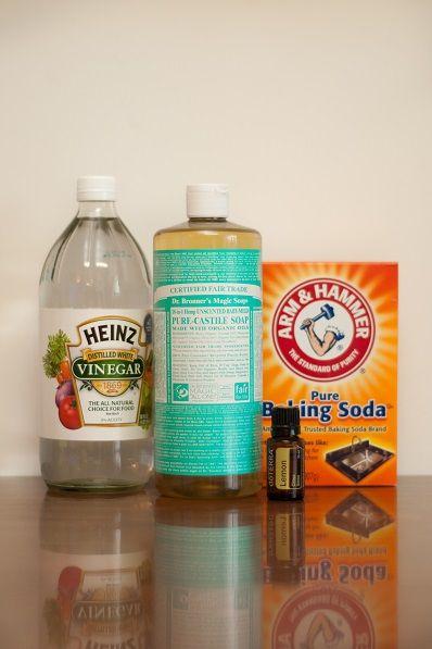 bathroom cleaner essential oils pinterest