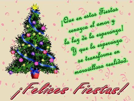 Felices Fiestas