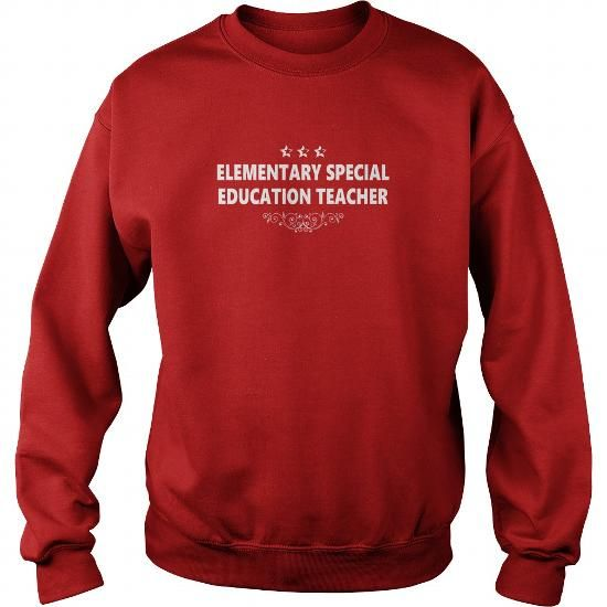 ELEMENTARY SPECIAL EDUCATION TEACHER JOBS TSHIRT GUYS LADIES YOUTH TEE HOODIES SWEAT SHIRT