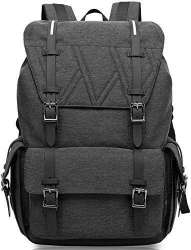 aa21f12ec129 eBay  Sponsored KAKA Water Resistant Laptop Bag Anti-Theft Travel Bag Large  Capacity (Black)