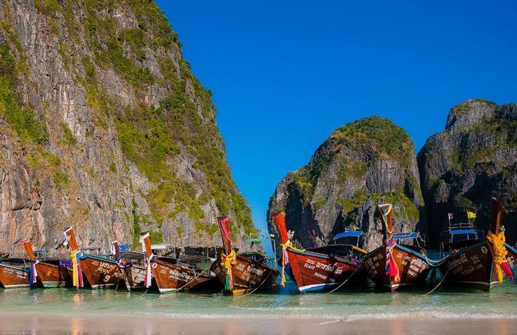 Dicas para montar um roteiro para Tailândia e Camboja -