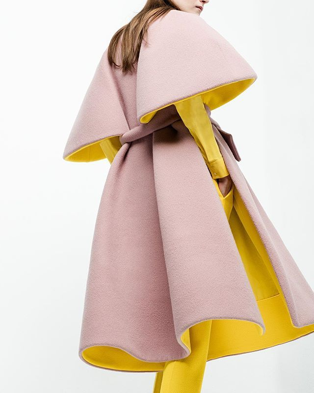 The #Delpozo kimono coat. I LOVE this