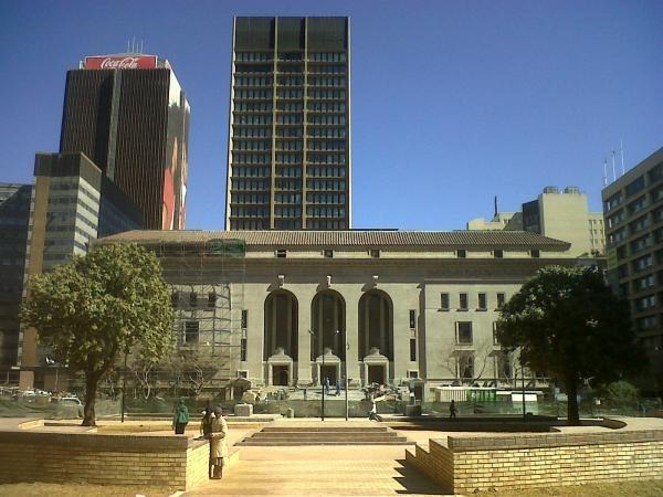 Johannesburg Public Library | blueplaques.co.za