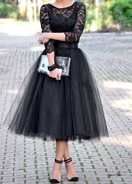 Resultado de imagen para faldas a la moda negros