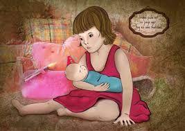 Resultado de imagen para dibujos sobre el embarazo precoz