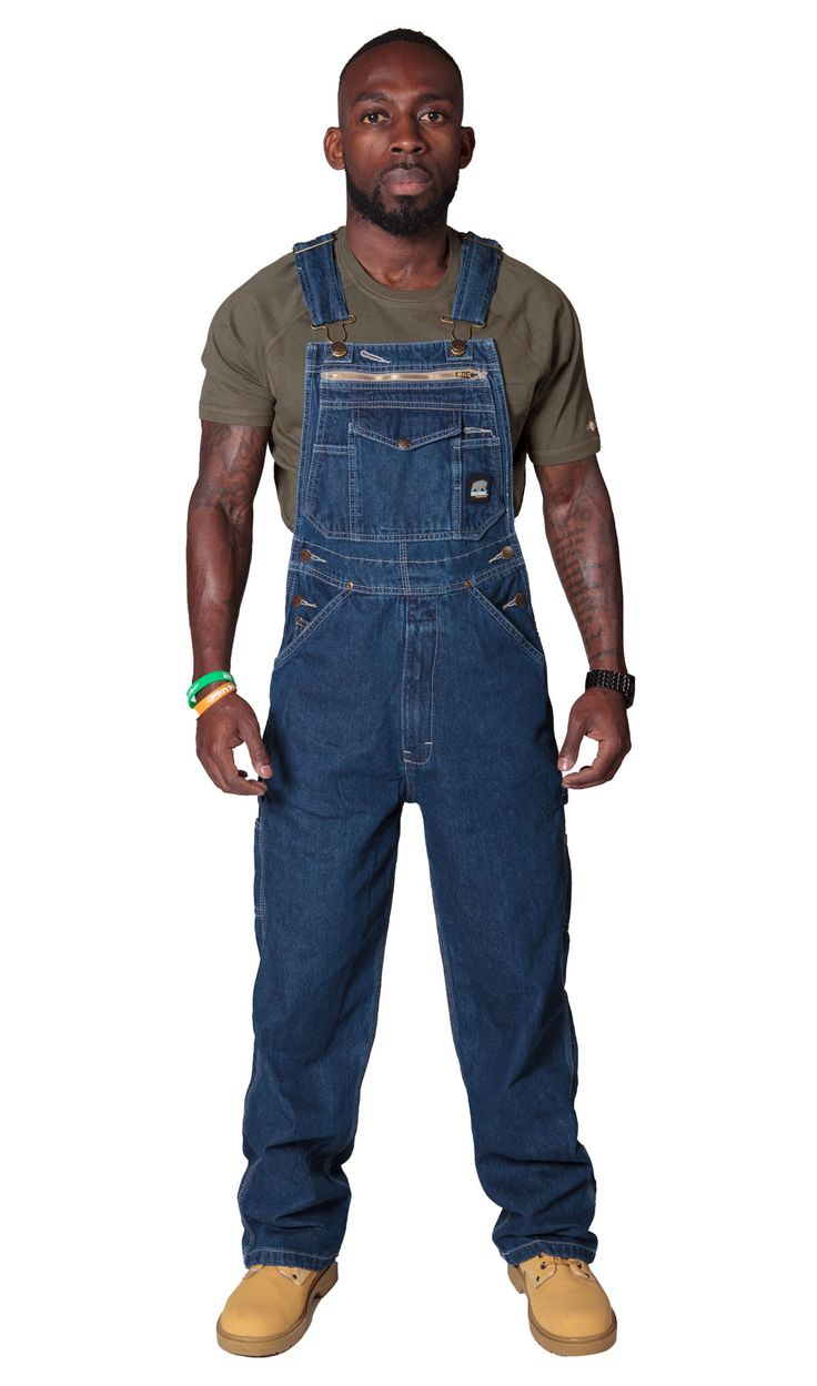 Whether you call them dungarees or jeans, these tough pants made of durable cotton twill have become an American icon. These pants aren't only durable. They're extremely comfortable and good looking. At Construction Gear, you can select from a big selection of men's dungarees made by Carhartt, one of America's leading work apparel companies.