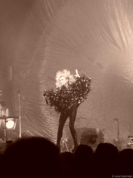 goldfrapp pukkelpop 2010