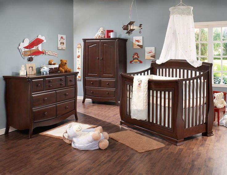 Natart Bella Collection In Cocoa Finish   Natart Is A Greenguard Certified  Manufacturer, Low VOC Cribs U0026 Furniture   Solid Wood Construction   Made In  ...