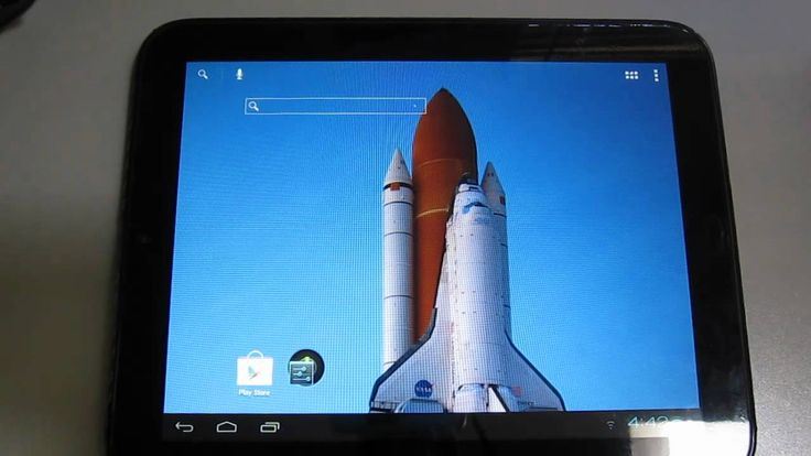 Evervolv for Hp Touchpad (Tenderloin)-ICS on HP Touchpad (+playlist)