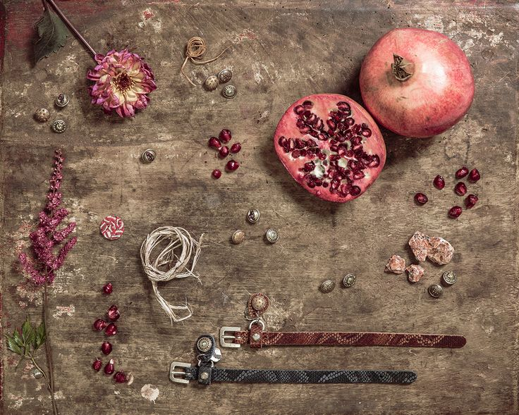 It is an Armenian tradition that a bride is given a pomegranate, which she would throw against a wall. The scattered seeds would ensure fertility and good fortune.