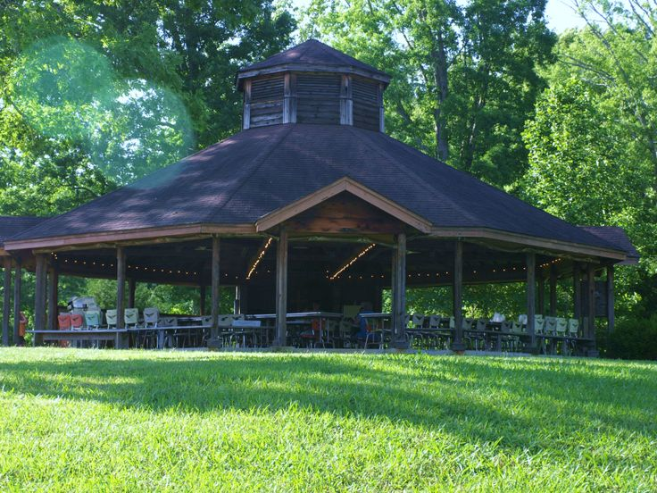 Biggerstaff pavilion on lake keowee seneca sc brenda