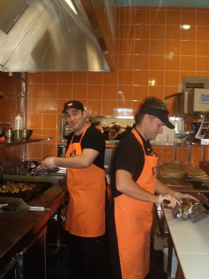 Salsa's Fresh Mex Grill, Robina, QLD