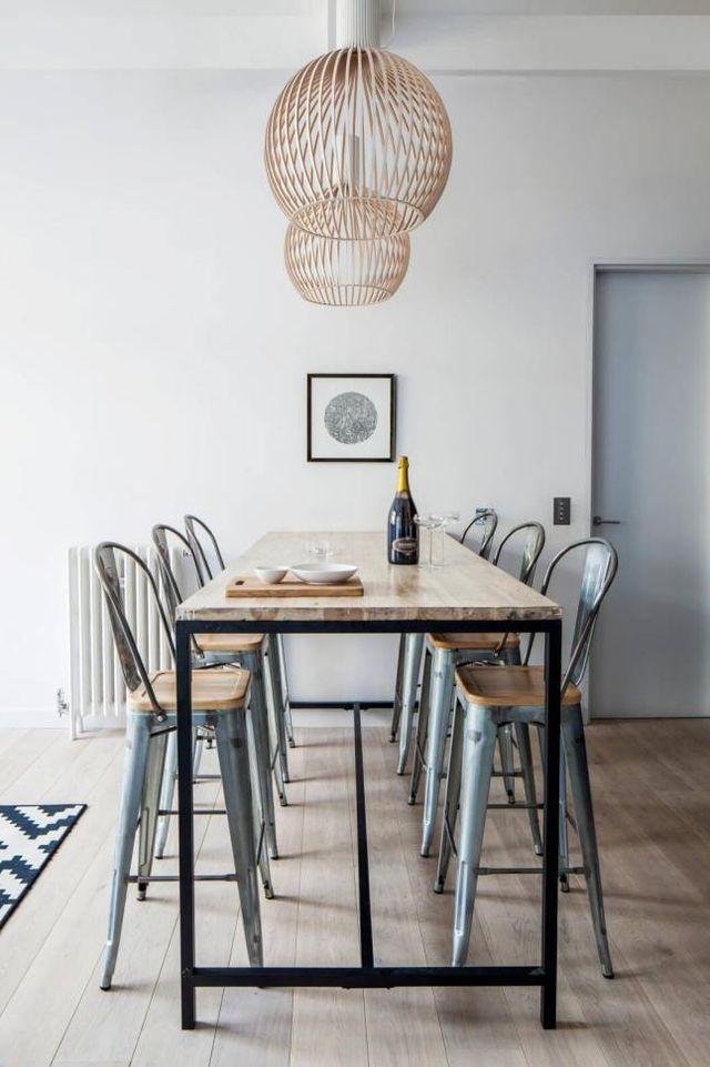 Best 20+ High dining table ideas on Pinterest | Tall table, Tall ...