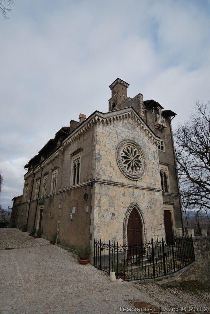 #Collalto Sabino (Rieti), #Lazio - Chiesa della Madonna della Speranza - Photo M. Pesci (01-2012) - © All rights reserved - Tesori del Lazio